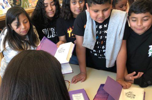 Book signing in Petaluma, CA